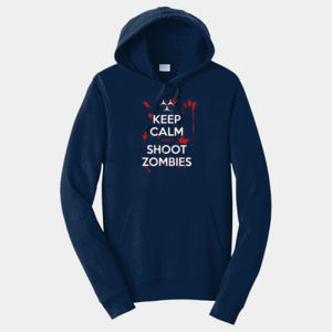 Keep Calm and Shoot - Adult Fan Favorite Hooded Sweatshirt Thumbnail