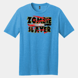Zombie Slayer - Adult Premium Blend T Thumbnail