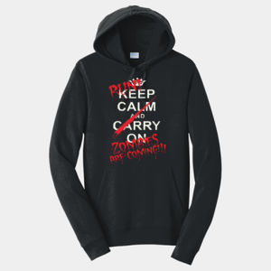 Keep Calm - Adult Fan Favorite Hooded Sweatshirt Thumbnail