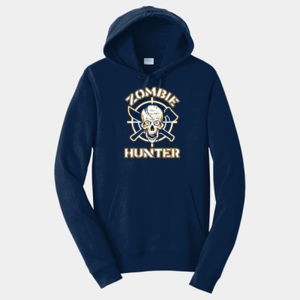 Zombie Hunter - Adult Fan Favorite Hooded Sweatshirt Thumbnail