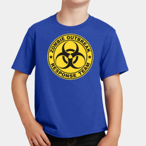 Zombie Response Team - Youth Fan Favorite T Thumbnail